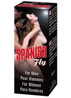 Slika: Španska mušica za muškarce